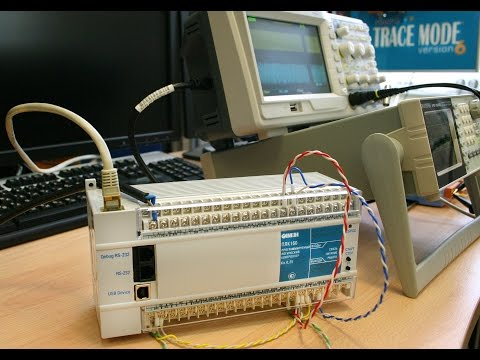 Как подключить ОВЕН ПЛК 160 к TRACE MODE по сети