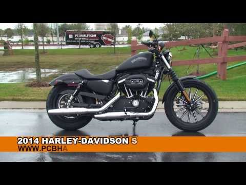 New 2014 Harley Davidson Sportster Iron 883 Motorcycles for sale - 2015 Models Coming!  August 2014