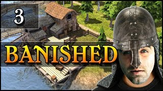 Banished: Ep 3 - They Love Me & Homeless Babies!