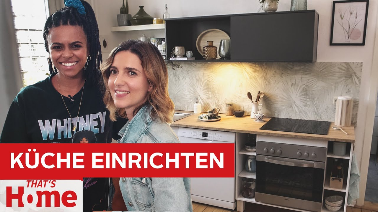 Küche Einrichten That S Home Otto Home Living Youtube