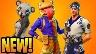 8 NEW SKINS FORTNITE UPDATE! NEW SECRET ITEMS FOUND IN FORTNITE UPDATE 5.2! (Patch v5.2)