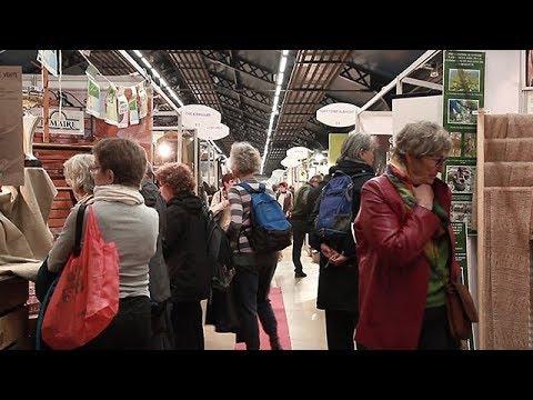 [Salon Marjolaine] Visite guidée du plus grand marché bio de France