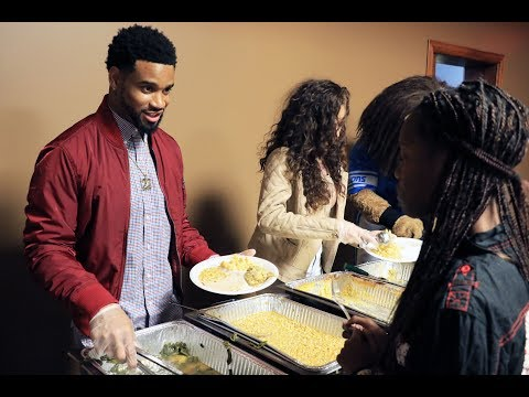 Detroit Lions Cornerback Darius Slay Serves Local Community