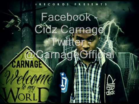 6.Cidz Carnage - Life Choices (Welcome To My World)(Prod By Slim)