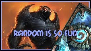 Hearthstone: Random is so fun (N