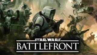 Star Wars Battlefront Gameplay Impressions