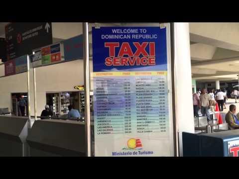 Scams in Puerto Plata International Airport (POP)