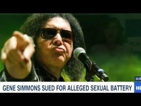 KISS FRONTMAN GENE SIMMONS ACCUSED OF SEXUAL BATTERY Mp3