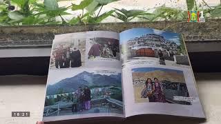 Giới thiệu sách:  Bước chân theo dấu mặt trời (HANOITV)