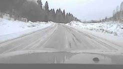 Roadtrip from Kiihtelysvaara to Huhtilampi