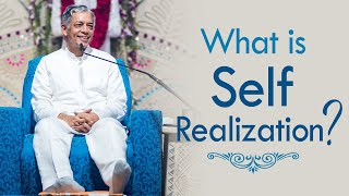 What is Self Realization?