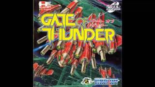 Gate of Thunder 11 Final Boss