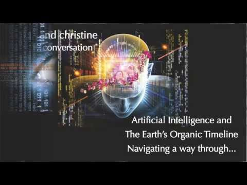 Artificial Intelligence and The Earth's Organic Timeline, navigating a way through