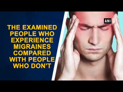 Migraines increase risk of heart related problems