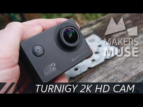 Turnigy 2K 'Black' Edition HD Cam - Review - #SSSVEDA Day 4