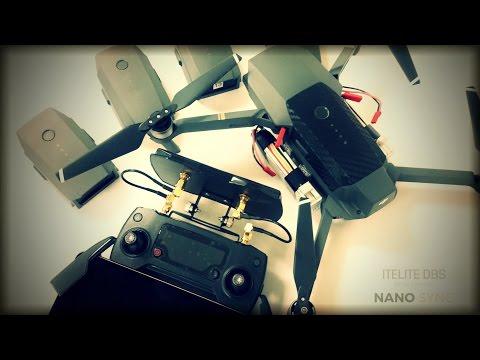 NanoSync for DJI Mavic Pro full install tutorial and fitment.