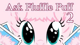 «Ask Fluffle Puff» Часть 2 COMIC MLP/БЛОГ (Rus Dub)