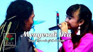 Download lagu Tasya Rosmala feat. Cak Sodiq - Menyesali Diri (Official Video Music)