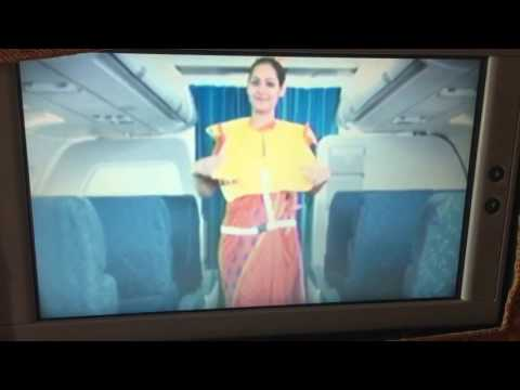 Air India Safety Video