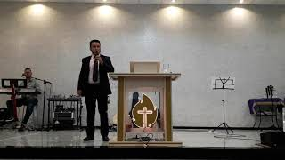 Morrer Para o Mundo Para Viver Para Cristo, MInistração Pr.Leandro Oliveira