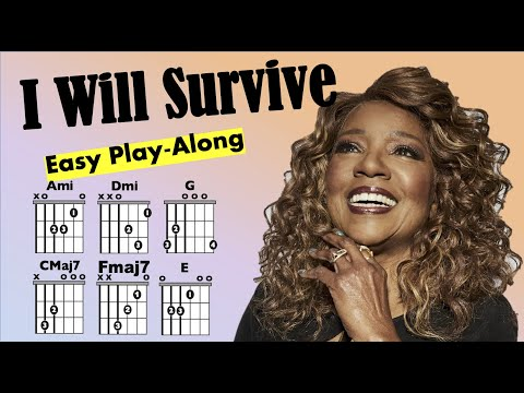I Will Survive - Moving chord chart
