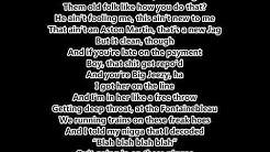 Rich Homie Quan - Blah Blah Blah Lyrics
