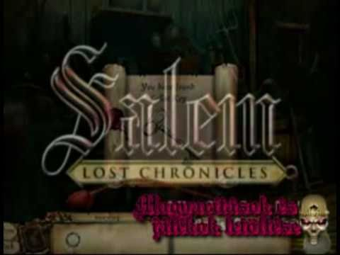 Nat Geo Games Lost Chronicles Salem