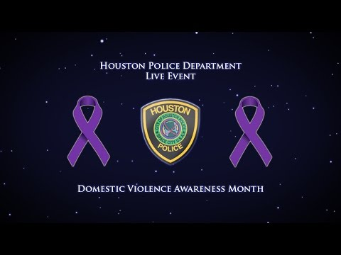 HPD, Houston Area Women's Center Join Forces to Fight Domestic Violence
