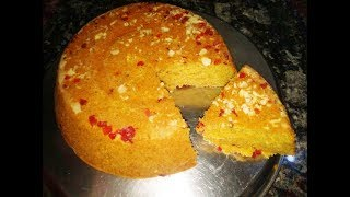 How To Make An Organic & Healthy Cake At Home Using Wheat Flour