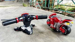 Motorcycle kid videos | Moto 4D RC | Children toys