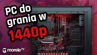 Komputer do grania w 1440p | Test PC za 5000 zł