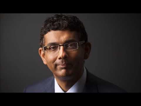 Dinesh D'Souza Reacts to His Pardon by President Trump