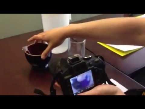 Nikon D3200 Basics How To Record