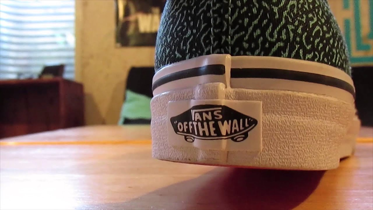 a9396126a7 Vans Authentic Splatter Turquoise Review With On Feet - YouTube
