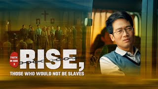 "2020 Christian Movie Trailer | ""Faith in God 3 – Rise, Those Who Would Not Be Slaves!"""