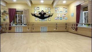 Фрагменты репетиции народного танца к Международному дню танца - 2018 (Folk dance)