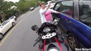 Biker Smash Mirror | Extremely Close Calls, Road Rage, Crashes & Scary Motorcycle Accidents [EP #26]