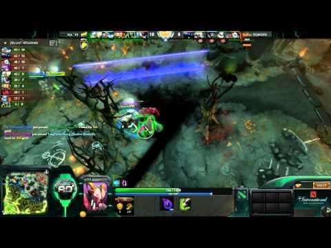 TI 3 - MAIN EVENT (WB) NAVI VS TONGFU (Game 1)