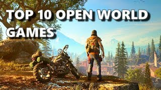 Top 10 Best Upcoming Open World Games 2018 2019 ( Pc,ps4,xb1,ns)