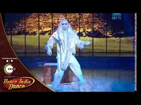 Dance India Dance Season 4 February 08, 2014 - Biki Das's Performance