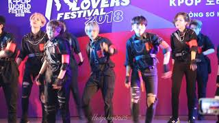 180421 the a code kpop lovers festival 2018 h focus