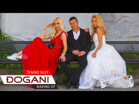 DJOGANI - Zenske suze - Making of