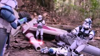 Clone Wars Episode 2 - Crash Landing