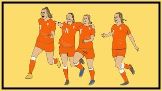 Tactical Preview: Sweden v Netherlands