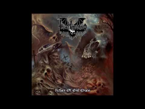 Total Inferno - Return Of Evil Chaos - S/T - 2015