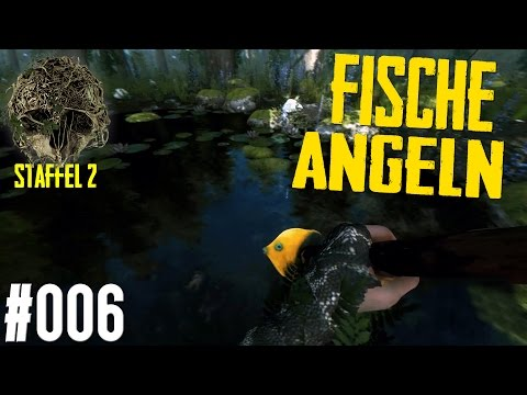 ERSTE EXPEDITION - ANGLERMEISTER! | The Forest Multiplayer Coop #006