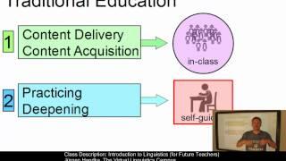 Class Description - Introduction to Linguistics (for future teachers)