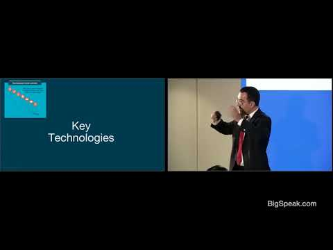 Tony Seba  - The Edge of Disruption, Automotive, Petroleum a