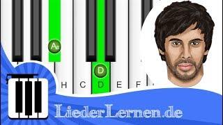 Max Giesinger - Legenden - Klavier lernen - Musiknoten - Akkorde