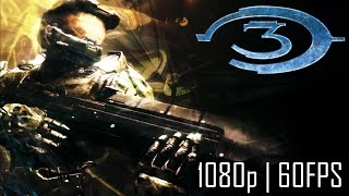 Halo 3 Master Chief Collection 60FPS Game Movie (All Cutscenes) 1080p